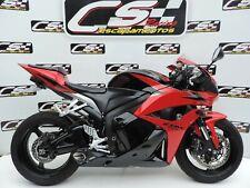 2007-12 Honda CBR600RR Full Exhaust Muffler + Headers + dB Killer - CS Racing