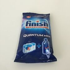 Finish Powerball Quantum Max trial pack 2x tablets and rinse aid sample