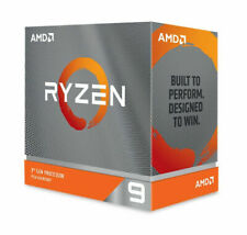 AMD Ryzen 9 3900XT Desktop Processore (4,7 GHz, 12 Cuori, Socket AM4) Boxed - 100-100000277WOF