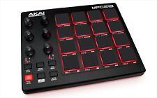 Akai Professional USB MIDI controller 16 Pad sound source software Japan NEW