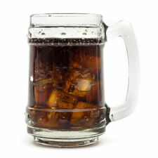 Glass Rum Glasses/Steins/Mug Collectable Beer Tankards