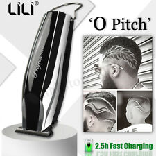 LILI Professional Hair Clipper Men's Electric Trimmer Cutter Barber Razor Gifts