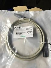 SCHNEIDER ELECTRIC / SQUARE D UTA TEST CABLE TRV00917 (NEW OEM)
