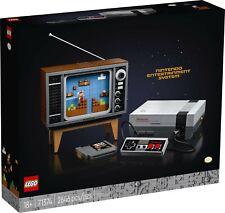 LEGO SUPER MARIO 71374 Nintendo Entertainment System BRAND NEW and SEALED!