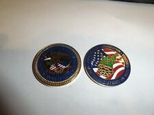 CHALLENGE COIN US ATTORNEYS OFFICE DEPARTMENT OF JUSTICE WEST VIRGINIA NORTHERN