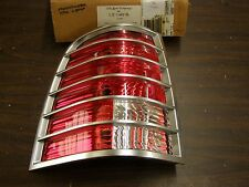 NOS OEM Ford 2002 - 2005 Mercury Mountaineer Tail Light Lamp Lens 2003 2004 LH