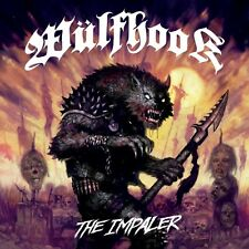 Wulfhook-the Impaler (new*80's STYLE US Metal * Metal Church * Malice * J. Priest)