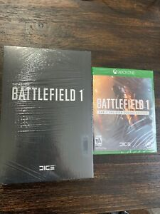 Battlefield 1 Early Enlister Deluxe Edition (Xbox One) NO BOX! READ! SEALED!