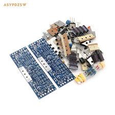 2 PCS Audio L12-2 power amplifier Kit ultra-low distortion amplifier DIY Kit