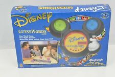 Brand NEW Disney Guess Words Electronic Game by Mattel Mickey Mouse Ages 6-Adult