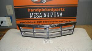 1988 FORD THUNDERBIRD GENUINE OEM CHROME GRILLE