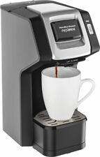 Hamilton Beach FlexBrew Single-Serve Plus Coffee Maker in Black (49974)