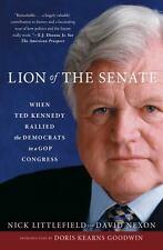 LION OF THE SENATE - LITTLEFIELD, NICK/ NEXON, DAVID - NEW PAPERBACK BOOK