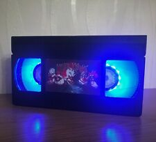 Killer Klowns From Outer Space Movie Night Light, Desk Lamp, Movie, VHS, Gift
