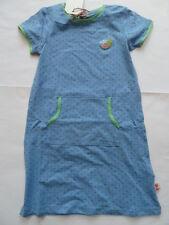 paglie Vestido, Azul A Puntos g10-s16-147 T.gr.122-152