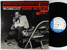 Hank Mobley - Workout LP - Blue Note - BLP 4080 Mono RVG Ear NY USA