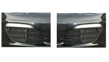 Zunsport BLACK outer front grille set for Porsche Boxster 981 with PDC