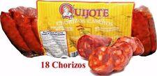 Chorizo casero Quijote 18 chorizos Tipo Español