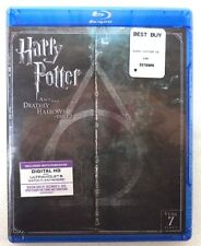 Harry Potter & Deathly Hallows: part 2 ( Blu-Ray + Digital HD ) New Sealed