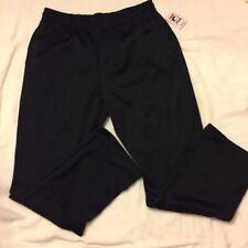 Vintage Black Sweatpants, Size XL, Unisex FILA