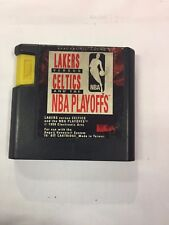 Lakers Versus Celtics And The NBA Playoffs Sega Genesis**PRE OWNED CARTRIDGE ON*