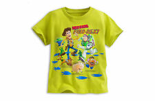 SFK Disney Toy Story Tee - Woody and Buzz shirt kids tshirt