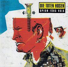 DIE TOTEN HOSEN : OPIUM FÜRS VOLK / CD - TOP-ZUSTAND