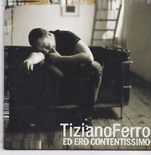 Tiziano Ferro-Ed Ero Contentissimo cd single sealed