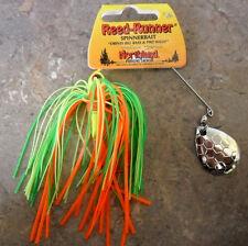 Northland Reed Runner Spinnerbait - 3/8oz - Firetiger, Bass Cod Perch Lure New