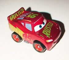 Disney Pixar Cars 3 Mini Racers METALLIC RUST-EZE RACING LIGHTNING MCQUEEN New