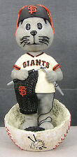 San Francisco Giants Lou Seal Stitch-N-Pitch Special Events Bobblehead