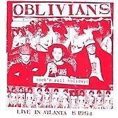 Oblivians - Rock 'n Roll Holiday (Live in Atlanta/Live Recording, 2003)
