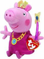 Princess Peppa Pig TY Beanies Original Gift