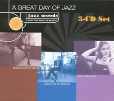 Various Artists - Jazz Moods: Great Day of Jazz / Various [New & Sealed] CD