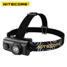 Nitecore HA23 ultra compact headlamp 250 lumens and 56 meters Led flashlight
