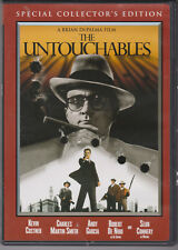 THE UNTOUCHABLES SPECIAL EDITION DVD SEAN CONNERY KEVIN COSTER ROBERT DE NIRO