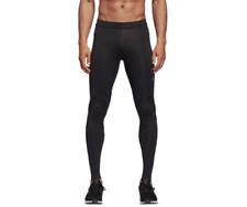 adidas Men's Supernova Long Running Tights Large Black ($85) Nwt
