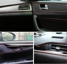 5M AUTO ACCESSORIES CAR Universal Interior Decorative Rose gold Strip CHROME