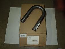 """TB7006 1 3/8"""" O.D. Mild Steel Exhaust U-Bend"""