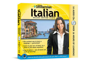 New 17 CD Learn to Speak Italian language Beginner to Advanced+ Transcripts