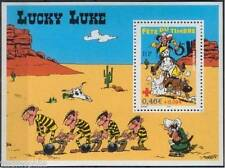 STAMP / TIMBRE FRANCE NEUF BLOC N° 55 **  FETE DU TIMBRE LUCKY LUKE