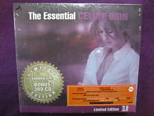 Celine Dion / The Essential Celine Dion 3.0 [3 CD] NEW SEALED
