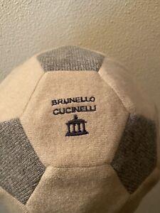 Brunello Cucinelli-Cashmere Football