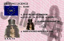 SLASH / GUNS N ROSES / GNR NOVELTY ITEM (NEW)