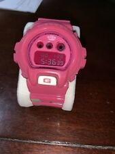 Casio G-Shock Watch Pegleg Watermelon Limited Edition Rare DW-6900FS Unisex US