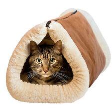 Hundekissen Katzenhöhle Hundehöhle Bett Schlafplatz Reißverschluss Katzenhütte.#