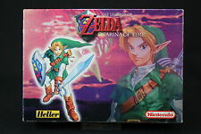 YS037 HELLER maquette figurine 79502 The Legend of Zelda Link Ocarina NINTENDO
