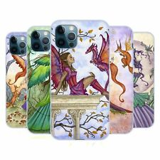 Official Amy Brown Lovely Fairies Gel Case For Apple iPhone Phones