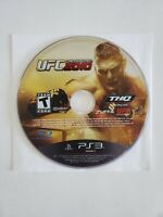 UFC Undisputed 2010 - PlayStation 3 - PS3 - Disc Only - TESTED
