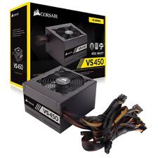ALIMENTATORE CORSAIR 450W Power SupplyCorsair VS450 80+ PLUS